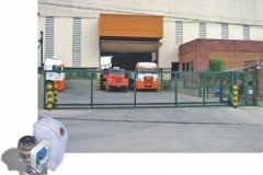 Arrast Portão Industrial